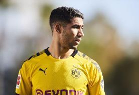 اشرف حکیمی به رئال مادرید برنمیگردد