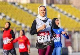 وزیر ورزش به سریعترین دختر ایران قول حمایت داد