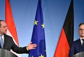 وزیر خارجه اتریش برای انتقال پیام اروپا به تهران سفر میکند