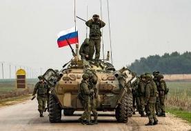 ارسال تجهیزات نظامی به سوریه از روسیه