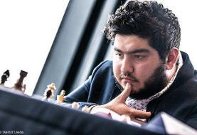 پیروزی مقصودلو در مسابقات شطرنج آیروفلوت روسیه