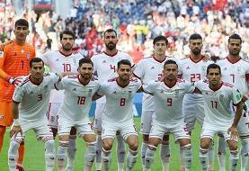 جدیدترین ردهبندی تیمهای ملی فوتبال اعلام شد/ ایران دوم آسیا و سیوسوم جهان