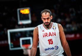 آمار بازی تیم ملی بسکتبال ایران مقابل سوریه/ حدادی بهترین بازیکن