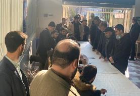 گزارش ایسنا از مسجد محله نارمک تهران