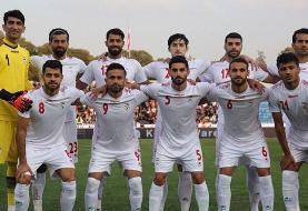 رنکینگ فیفا؛ ایران همچنان تیم ۳۳ جهان و دوم آسیا