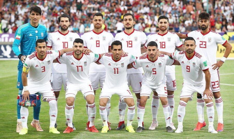 جایگاه  ایران در تازه ترین رنکینگ فیفا چندم است؟