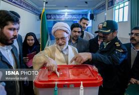 دری نجف آبادی: مشارکت حداکثری مردم در انتخابات نشانه اقتدار نظام اسلامی است