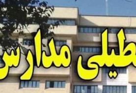 مدارس مشهد بخاطر انتخابات مجلس تعطیل شد