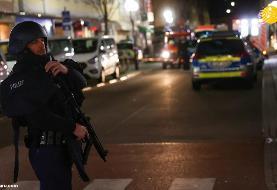 تیراندازی در آلمان ۹ کشته برجای گذاشت؛ مظنون به تیراندازی خودکشی کرد
