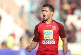 AFC: علیپور چهارمین بازیکن برتر هفته آسیا