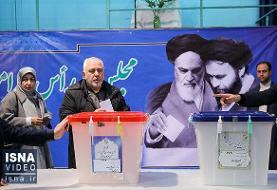 ویدئو / انتخابات ۹۸ در حسینیه جماران