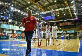 شاهین طبع: تیم ملی بسکتبال با همین روند به کار خود ادامه می دهد