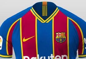 عکس | رونمایی از کیت فصل آینده بارسلونا