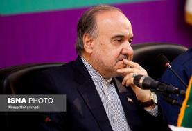 سلطانیفر:  اولویت وزارت ورزش، مراقبت از ورزشکاران و تماشاگران برابر کروناست