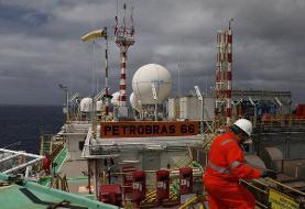 تولید نفت برزیل ۲۰ درصد دیگر جهش و رکورد جدیدی ثبت کرد