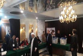 رئیس مجمع تشخیص مصلحت نظام: دشمن موفق نشد مردم را از صندوق رأی ناامید کند
