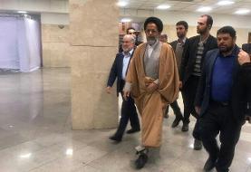 وزیر اطلاعات از ستاد انتخابات کشور بازدید کرد