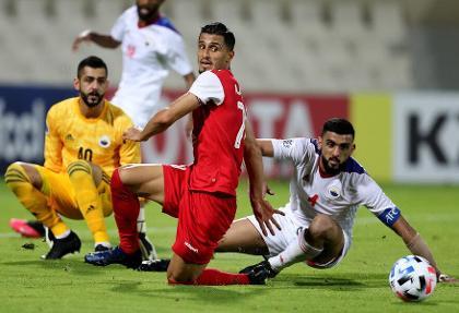 AFC یک پرسپولیسی را چهارمین بازیکن برتر آسیا نامید