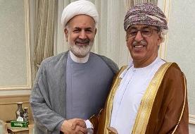 رایزنی سفیر ایران با وزیر بهداشت عمان