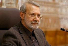 بررسی وضعیت کرونا در قم با حضور علی لاریجانی