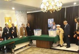 «جنتی» از ستاد مرکزی نظارت بر انتخابات بازدید کرد