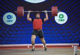 شش وزنه بردار ایرانی در لیست کنترل دوپینگ فدراسیون جهانی
