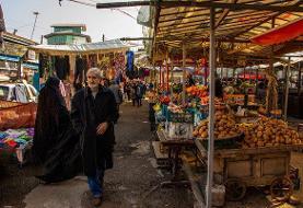 نظارت بر بازار شب عید کرمانشاه آغاز شد