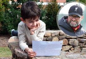 پاسخ کلوپ به نامه پسر ۱۰ سالهای که درخواست عجیبی از او داشت