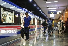 نصب دستگاههای ضدعفونی کننده دست در ایستگاههای مترو