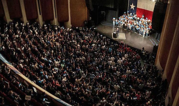 سندرز پس از پیروزی قاطع در مقدماتی درون حزبی ایالات نوادا: آمریکا از رئیس جمهوری که همیشه دروغ میگوید خسته شده است!