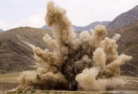 انفجار «مین» جان نوجوان ۱۴ ساله را گرفت