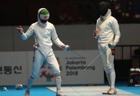 «کرونا» شمشیربازان المپیکی را در اروپا ماندگار کرد