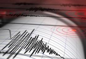 زمین لرزه ۵.۷ ریشتری در آذربایجان غربی