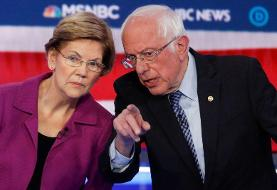 Elizabeth Warren neck-and-neck with Bernie Sanders in her home state of Massachusetts, poll finds
