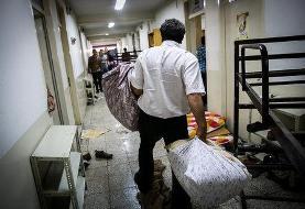 کرونا، خوابگاههای دانشجویی را به تعطیلی کشاند
