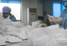 تولیدکننده ۴۰ درصد ماسک کشور با مشکل برق مواجه است