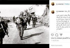 واکنش سیدجواد رضویان به احتکار ماسک +عکس