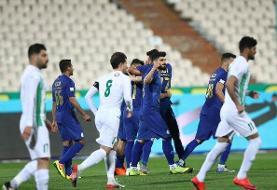 مجیدی باید فکری به حال خط دفاع تیمش کند/ بازی بدون تماشاگر به دل نمیشیند