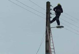 شبکه برق تمام نقاط کشور پایدار است