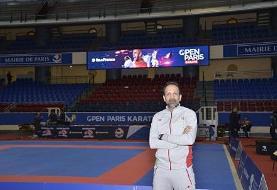 هروی: تیم ملی کاراته متکی به فرد نیست