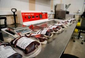 ذخایر خون پایتخت کاهش یافت/کاهش مراجعه مردم برای اهدای خون مشکل ساز شده است