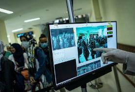 ناکارآمدی کنترل تب در فرودگاهها جهت کشف افراد مشکوک به کرونا