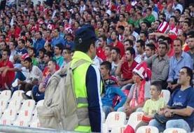 فرمانده یگان ویژه اصفهان: هواداران مشکلی ایجاد نکردند تاخیر از خود ...