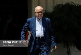 سه سوال از وزیر نفت اعلام وصول شد