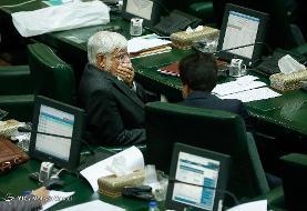 سایه سنگین کرونا بر مجلس +تصاویر