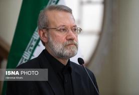 لاریجانی: لایحه بودجه ۹۹ به کمیسیون تلفیق بازمیگردد
