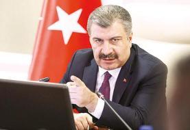 وزیر بهداشت ترکیه: اگر ایران شهر