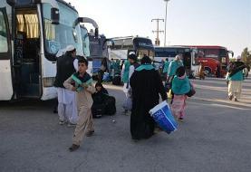 اعزام کاروانهای زیارتی به عراق متوقف شد