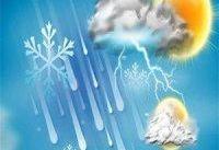 بارش&#۸۲۰۴;ها تا فردا ادامه دارد/ وزش باد شدید در نیمه شرقی کشور