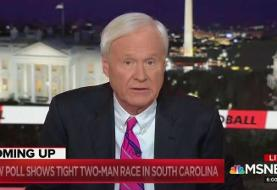 'Senator Sanders, I'm Sorry': Chris Matthews Apologizes for Nazi Analogy